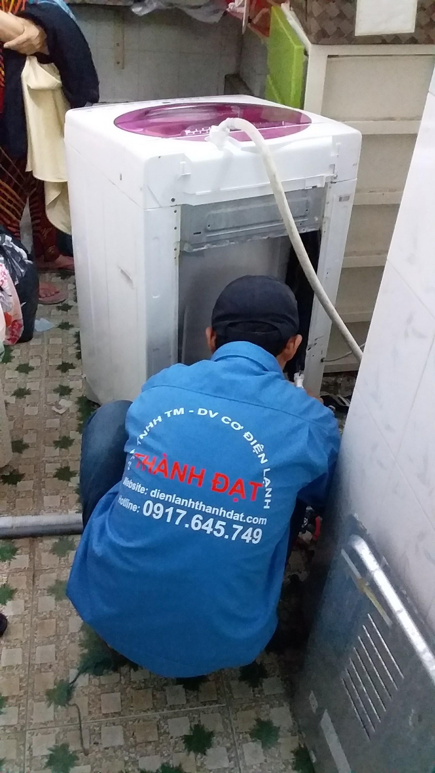 Sửa máy giặt bình Tân